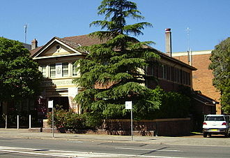 Hornsby, New South Wales - Hornsby Shire Council Chambers