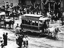 List Of Streetcar Systems In The United States Wikipedia