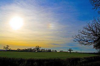 Horton Heath, Hampshire - Countryside near Horton Heath