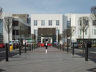 Metropolitan Borough of Dudley - Russells Hall Hospital