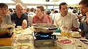 Hot pot en el restaurante Tack Hsin (1376137560) Tsim Sha Tsui, Yau Tsim Mong, Hong Kong.jpg