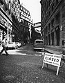 Houghton Street closed to through traffic, September 1975.jpg
