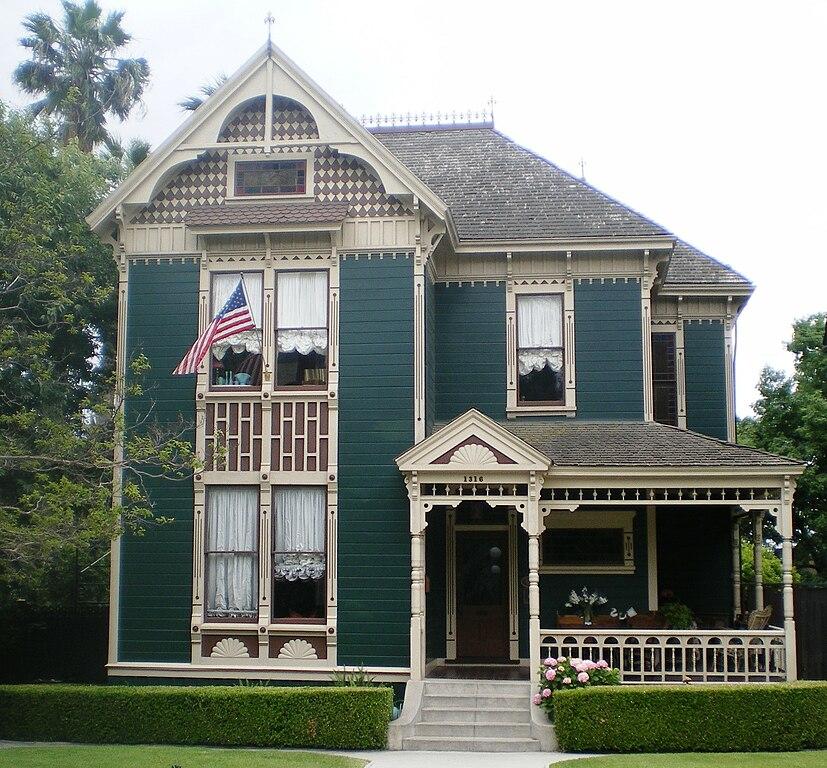 File:House At 1316 Carroll Avenue, Los Angeles.JPG