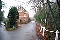 House by a road junction on Southborough Common - geograph.org.uk - 1079857.jpg