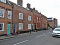 Houses on south side of West Street, Harwich (geograph 5902500).jpg