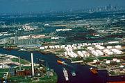 Houston Ship Channel Galena