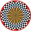 How Rook Moves in 6 Players Circular Chess invented by Hridayeshwar Singh Bhati.JPG