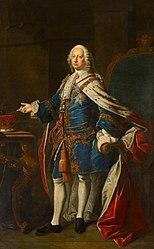 Thomas Hudson: Prince Frederick Louis, Prince of Wales (1707–1751)