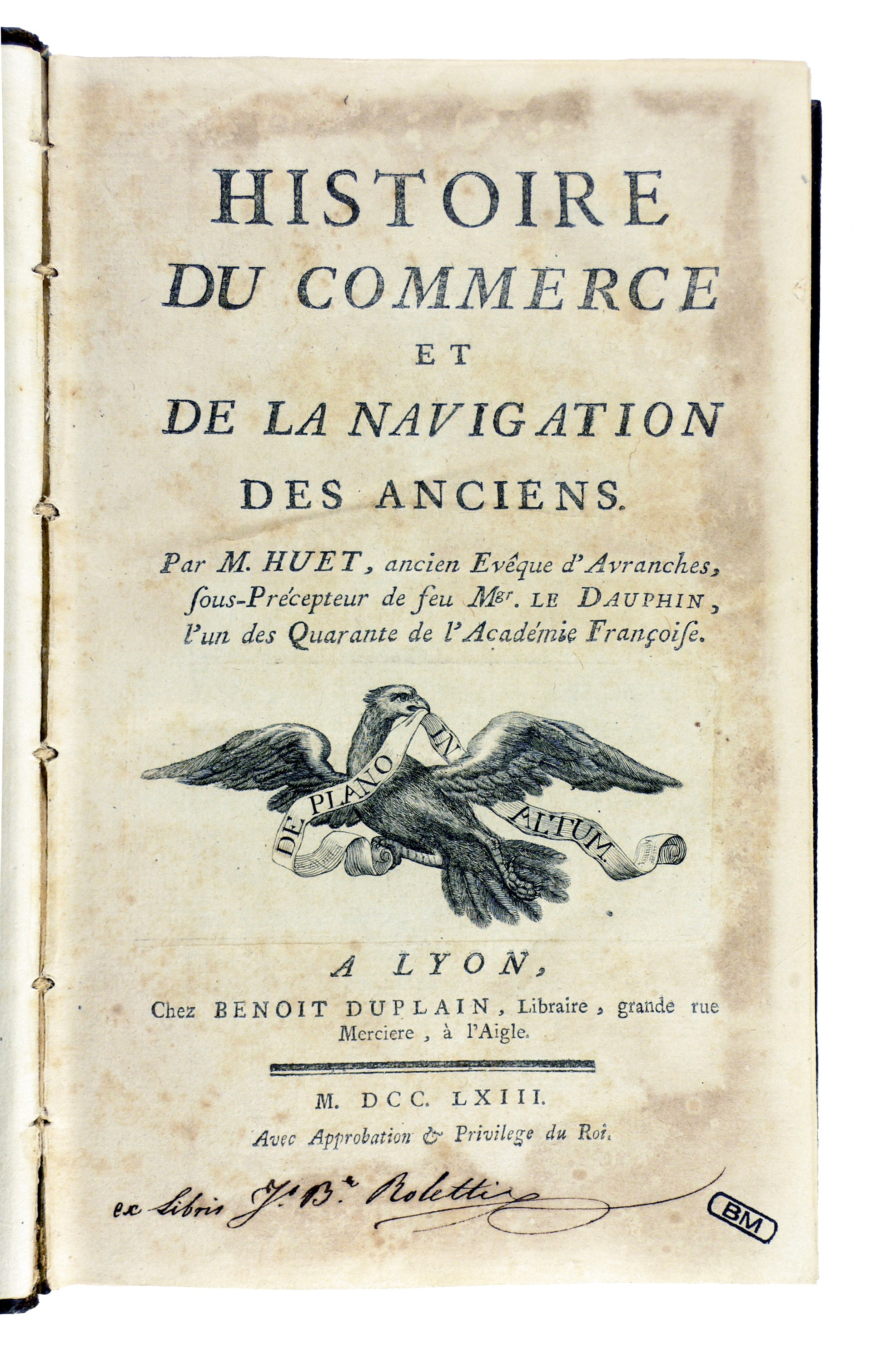 Datei huet histoire du commerce 1763 wikipedia for Histoire des jardins wikipedia