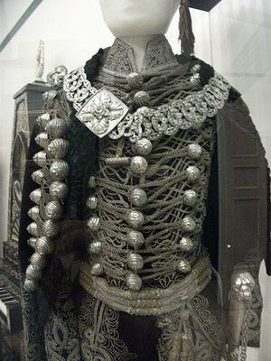 Dolman - Image: Hungarian National Museum DSCF8119 72
