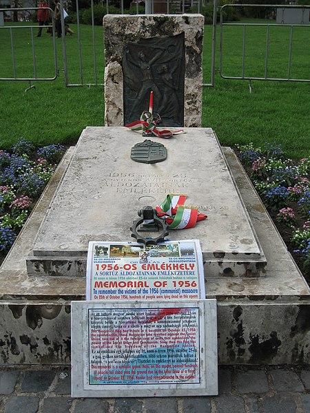 Dosya:Hungary 1956 memorial.jpg