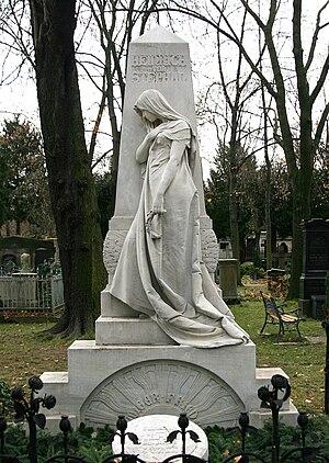 Heinrich von Stephan - Tomb v.Stephan's in Berlin