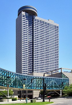Hyatt Regency Crown Center Kansas City MO.jpg