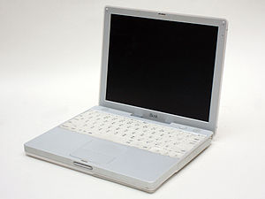 Apple iBook G3 M6497 JapanModel G3 500MHz/128M...