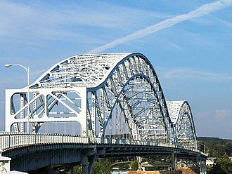 Arrigoni Bridge - Image: IMG 4116 Arrigoni Bridge
