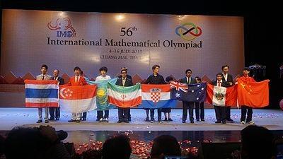 International Mathematical Olympiad - Wikiwand