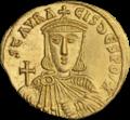 INC-1546-r Солид Никифор I и Ставракий ок. 803-811 гг. (аверс).png
