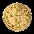 INC-2039-r Ауреус. Гордиан III. Ок. 239 г. (реверс).png