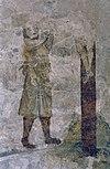 interieur, detail van schildering na restauratie - margraten - 20303694 - rce