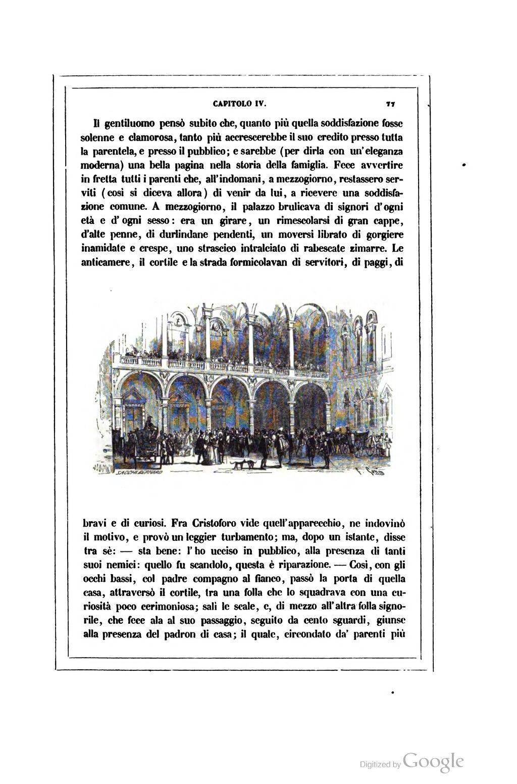 Pagina i promessi sposi 1840 djvu 83 wikisource - Donazione di una casa a un nipote ...