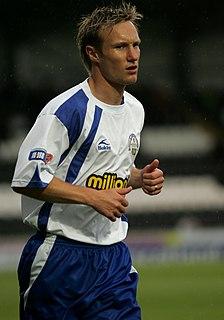 Iain Russell Scottish footballer