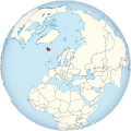 Iceland on the globe (Europe centered).svg