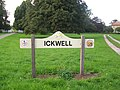 Ickwell Sign.JPG