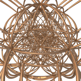 24-cell honeycomb - Image: Icositetrachoronic tetracomb