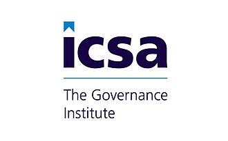 Institute of Chartered Secretaries and Administrators - Image: Icsa logo