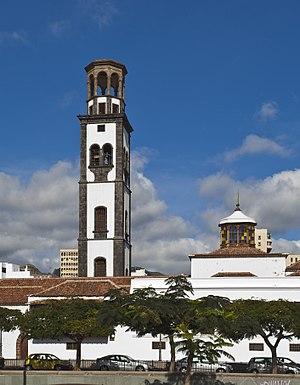 Iglesia de la Concepción (Santa Cruz de Tenerife) - Iglesia de la Concepción