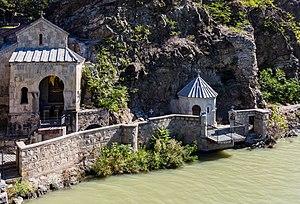 Abo of Tiflis - Image: Iglesia de San Abo de Tiflis, Tiflis, Georgia, 2016 09 29, DD 83