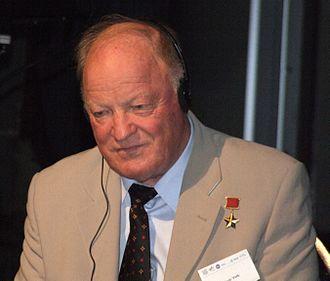 Honoured Test Pilot of the USSR - Honoured Test Pilot of the USSR Colonel Igor Volk
