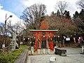 Inari-jinja (Usuda, Saku) torii.jpg