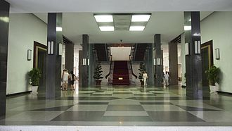 Ngô Viết Thụ - Image: Independence Palace or Reunification Palace (12110973526)