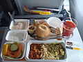 Indian meal on flight.JPG