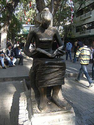 KAOS GL - Human Rights Monument, Yüksel Street, Ankara