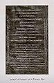 Inscription on David Livingstone's grave at Westminster Abbe Wellcome V0018865EL.jpg