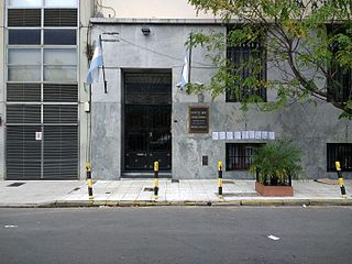 High school in Buenos Aires
