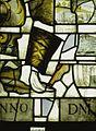 Interieur, glas in loodraam Nr. 1A, detail B 7 - Gouda - 20256533 - RCE.jpg