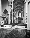interieur naar het orgel - arnhem - 20024932 - rce