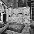 Interieur noord-west zijde voormalige sacristie, tijdens restauratie - Noordwijk-Binnen - 20169574 - RCE.jpg