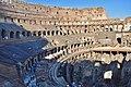 Interior of Colosseum, Rome, Italy (Ank Kumar) 02.jpg