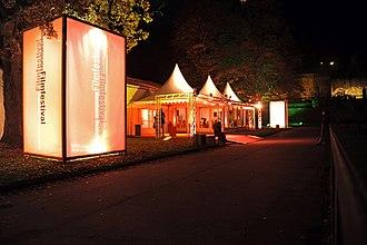 International Filmfestival Mannheim-Heidelberg - Image: Internationales Filmfestival Mannheim Heidelberg 2014