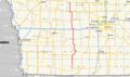 Iowa 25 map.png