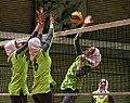 Iran women's national volleyball team camp - 7 September 2011 11.jpg
