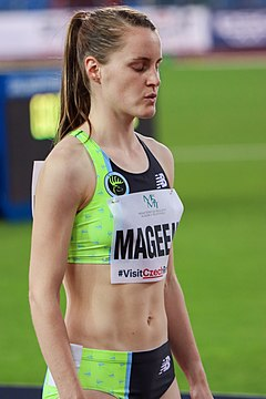 Irish middle distance runner Ciara Mageean in 2020.jpg