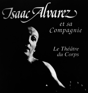 Isaac Alvarez French actor and mime
