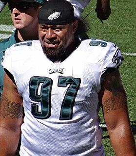 Isaac Sopoaga Samoan American football nose tackle