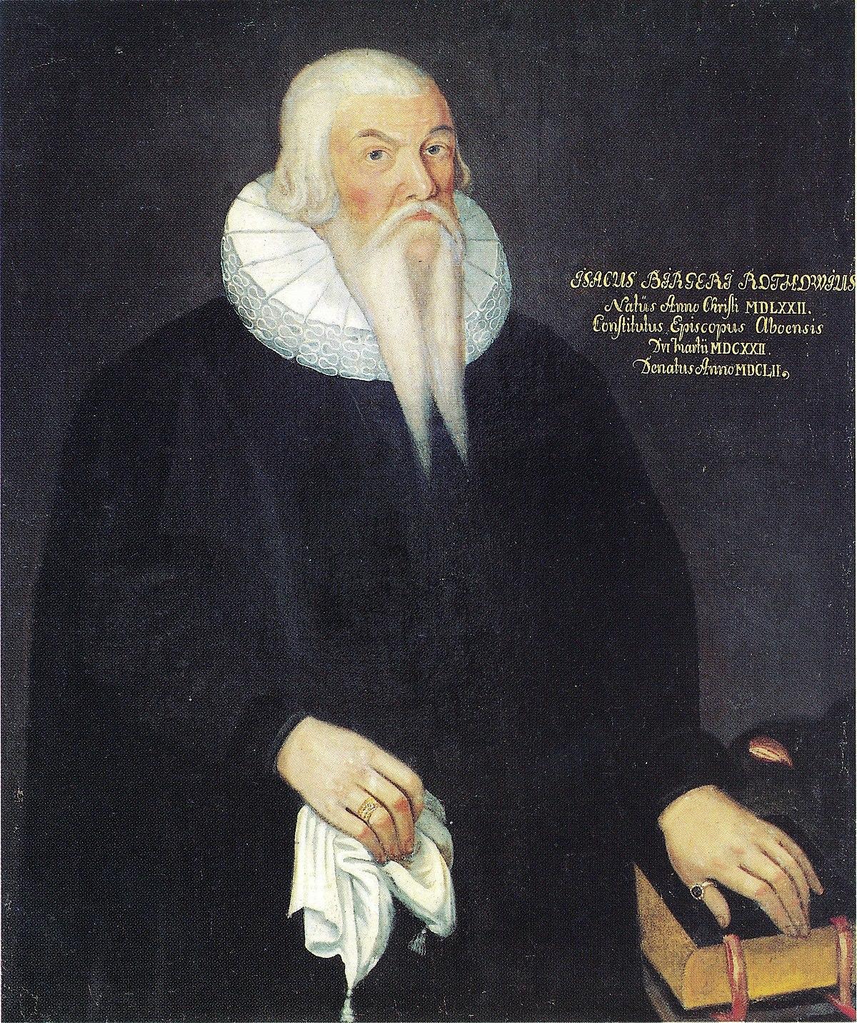 Kuvahaun tulos haulle Isaacus Birgeri Rothovius