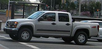 Chevrolet Colorado - Isuzu i series